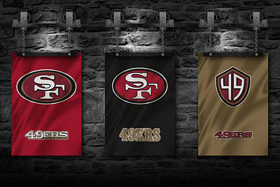 San Francisco 49ers Poster