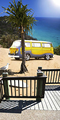Beach Vacation Poster by Jorgo Photography - Wall Art Gallery