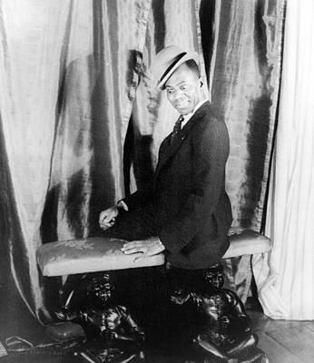 Bill Robinson (1878-1949) Poster