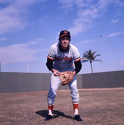 Brooks Robinson Poster