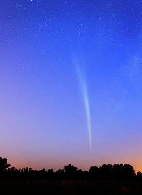 Comet Lovejoy Poster