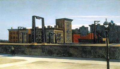 Manhattan Bridge Loop Poster