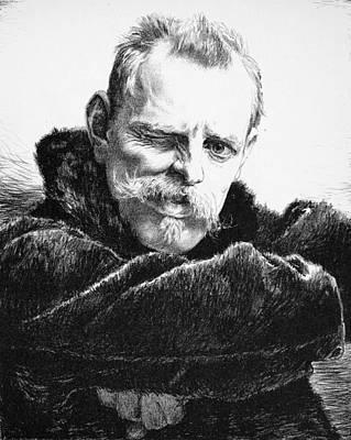 Fridtjof Nansen (1861-1930) Poster