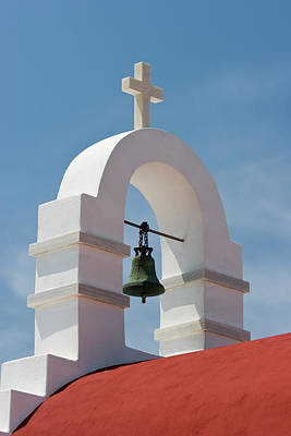 Greece, Mykonos, Hora Poster by Jaynes Gallery