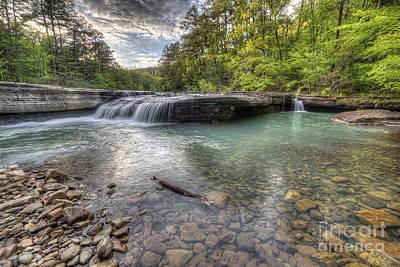 Haw Creek Falls Poster