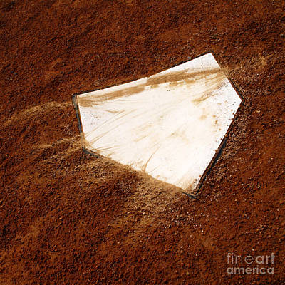 Home Plate Poster
