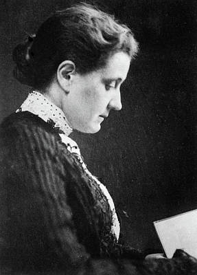 Jane Addams (1860-1935) Poster