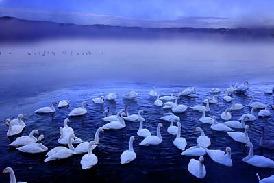 Lake Kussharo Poster