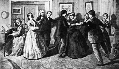Louisa May Alcott (1832-1888) Poster by Granger
