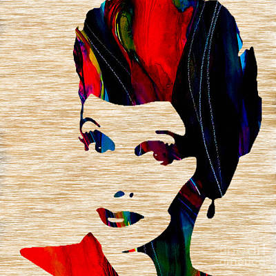 Lucille Ball Poster by Marvin Blaine