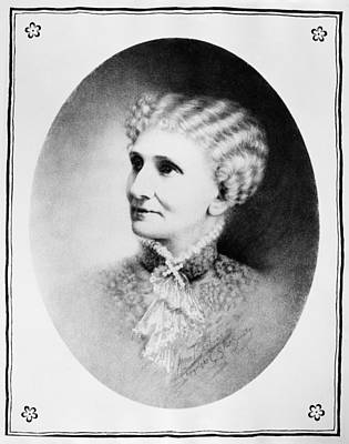 Mary Baker Eddy (1821-1910) Poster by Granger