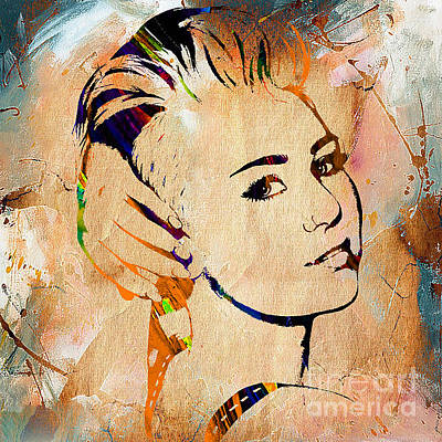 Miley Cyrus Collection Poster
