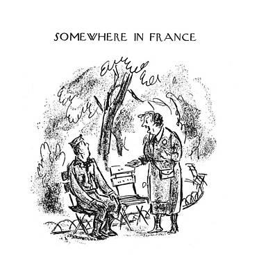 New Yorker September 30th, 1944 Poster