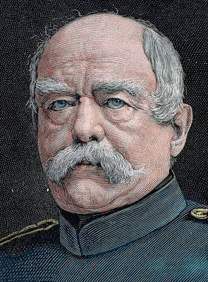 Otto-leopold Bismarck, Prince Poster by Prisma Archivo