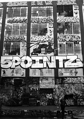 5 Pointz Poster