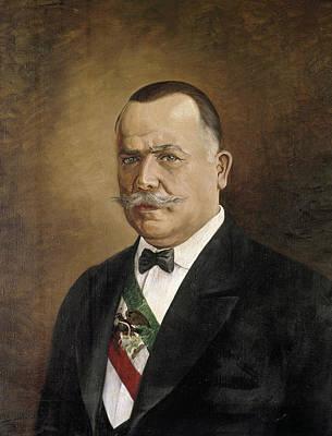 Porfirio Diaz (1830-1915) Poster by Granger