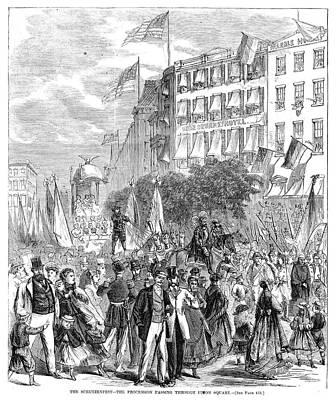 Schutzenfest, 1868 Poster by Granger