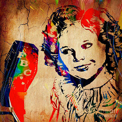 Shirley Temple Collection Poster