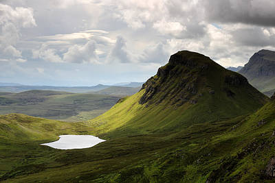 The Quiraing Poster by Grant Glendinning