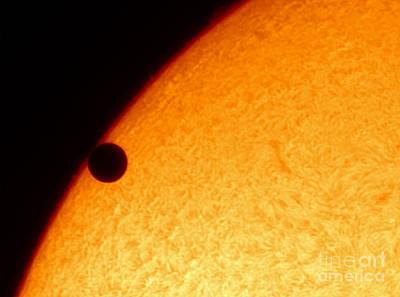 Transit Of Venus, June 5, 2012 Poster by John Chumack