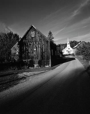 Usa, Vermont, Northeast Kingdom, Waits Poster