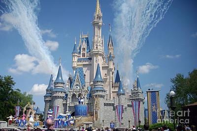 Walt Disney World - Orlando Poster
