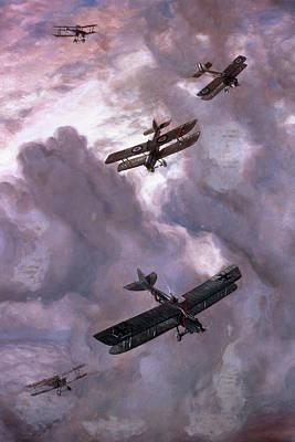 World War I (1914-1918 Poster