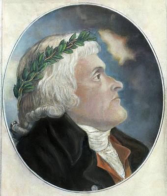 Thomas Jefferson (1743-1826) Poster