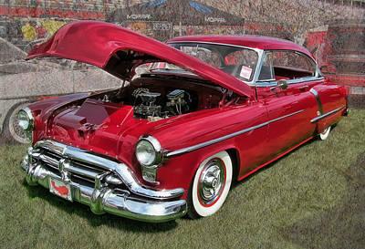 '52 Oldsmobile Poster
