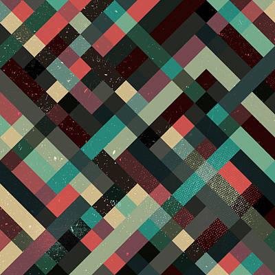 Pixel Art Poster
