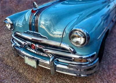 53 Pontiac Catalina Poster