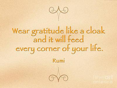 54- Rumi Poster