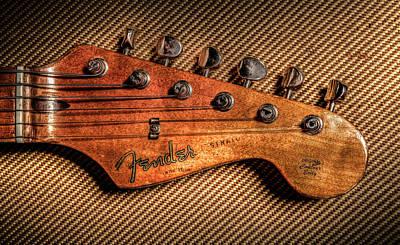 '57 Stratocaster Poster
