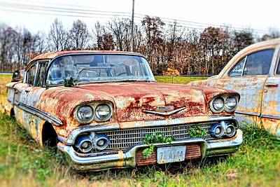 58 Chevy Poster
