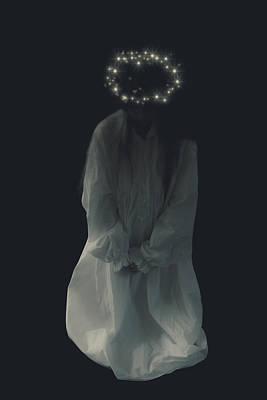 Angel Poster by Joana Kruse