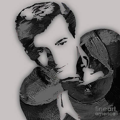 Bobby Darin Collection Poster by Marvin Blaine