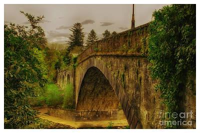Bridge Poster by Jacek Niewiadomski