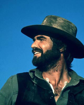 Burt Reynolds Poster