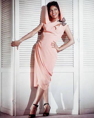 Dorothy Dandridge Poster by Silver Screen