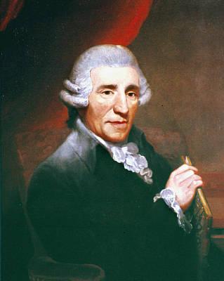 Franz Joseph Haydn (1732-1809) Poster by Granger