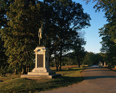 Gettysburg Military Park Poster