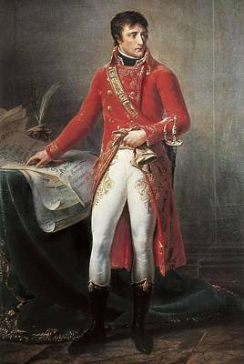 Gros, Antoine Jean, Baron 1771-1835 Poster by Everett