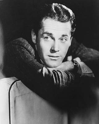 Henry Fonda Poster by Silver Screen