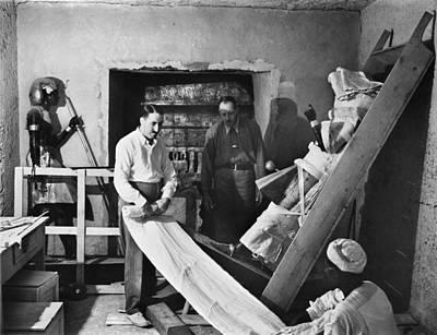 Howard Carter (1873-1939) Poster by Granger