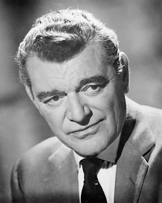 Jack Hawkins Poster by Silver Screen