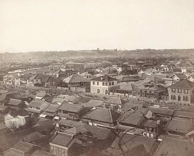 Japan Yokohama, 1880s Poster by Granger