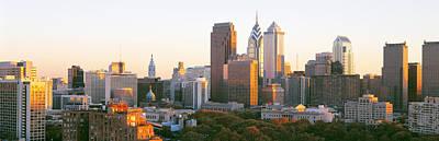 Philadelphia, Pennsylvania, Usa Poster by Panoramic Images