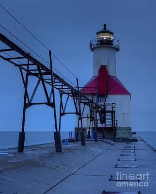 Saint Joseph Lighthouse Poster