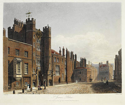 St. James's Palace Poster
