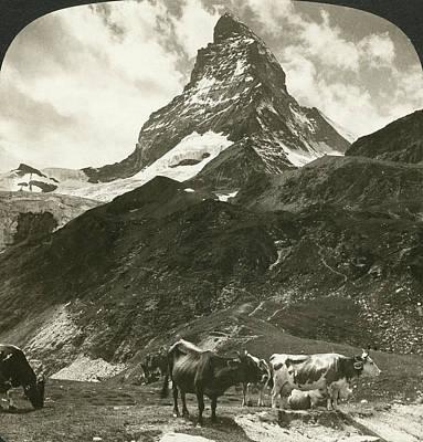Switzerland Matterhorn Poster by Granger